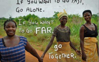 Burdinne finance un projet de coopération au Sénégal, une école! Super!